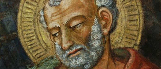 St. Jude fresco by Bicci di Lorenzo - Museo dell'Opera del Duomo - Florence, Italy